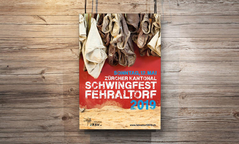 Zürcher Kantonal-Schwingfest 2019