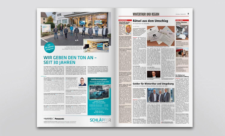 Schläpfer Multimedia Services GmbH